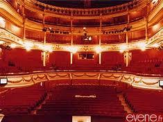 opéra intérieur
