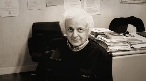 Joël Sternheimer                                               Decembre 2012, photographié par David Tinkham